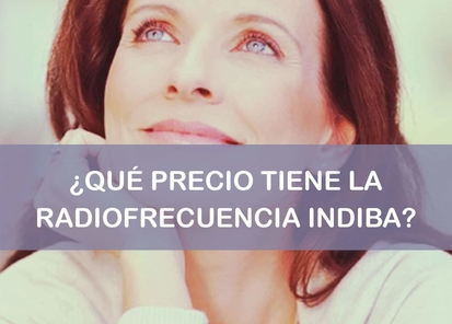 radiofrecuencia indiba precio