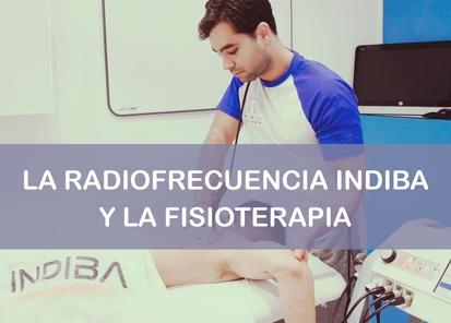 radiofrecuencia indiba y fisioterapia